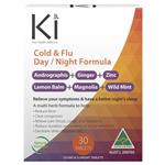 Ki Cold and Flu Day & Night 30 Tablets