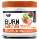 Optimum Nutrition Burn Complex Caffeine Free Strawberry Kiwi 30 Serve 135g Online Only