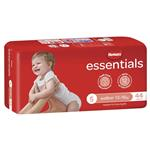Huggies Essentials Size 5 13-18kg 44 Nappies