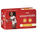 Huggies Essentials Size 6 16kg & Over 40 Nappies