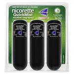 Nicorette QuickMist Cool Berry Triple 3x150 Sprays (13.2mL x 3)