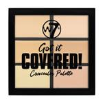 W7 Got It Covered Concealer Palette