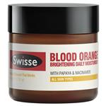Swisse Blood Orange Brightening Daily Moisturiser 50ml