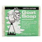 Goat Soap With Eucalyptus 100g