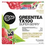 BSC Green Tea TX100 Super Berry 60 x 3g Serve