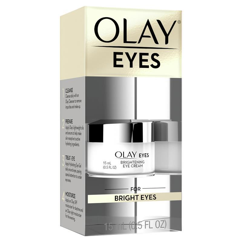 Olay Brightening Eye Cream 15ml Ebay