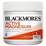 Blackmores Active Magnesium 200g Powder