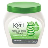 Alpha Keri Aloe Soothe Intensive Cream 500ml