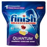 Finish Quantum Lemon 80 Tablets
