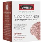 Swisse Blood Orange Brightening Clay Mask 70g