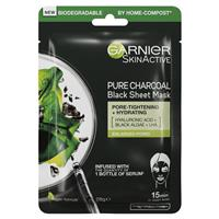 Garnier Pure Charcoal Black Algae Sheet Mask
