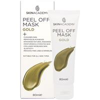 Skin Academy Peel Off Mask Cleansing Gold 75ml